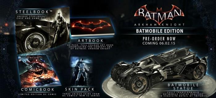 Às vésperas do lançamento, Warner cancela Edição de Colecionador de Batman: Arkham Knight
