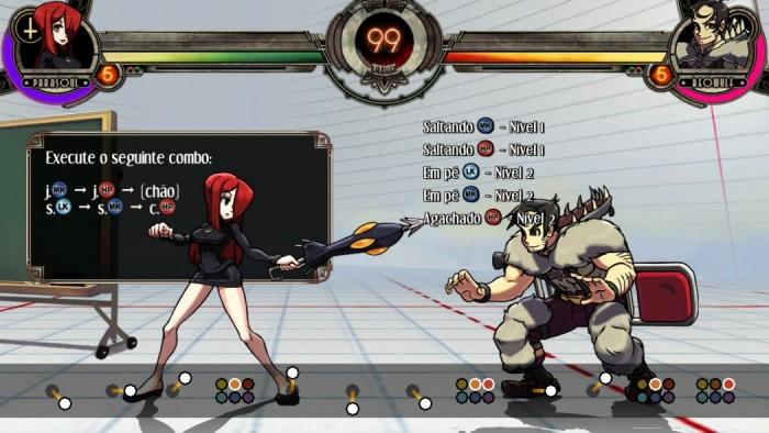 Análise Arkade: a pancadaria frenética e cheia de estilo de Skullgirls 2nd Encore