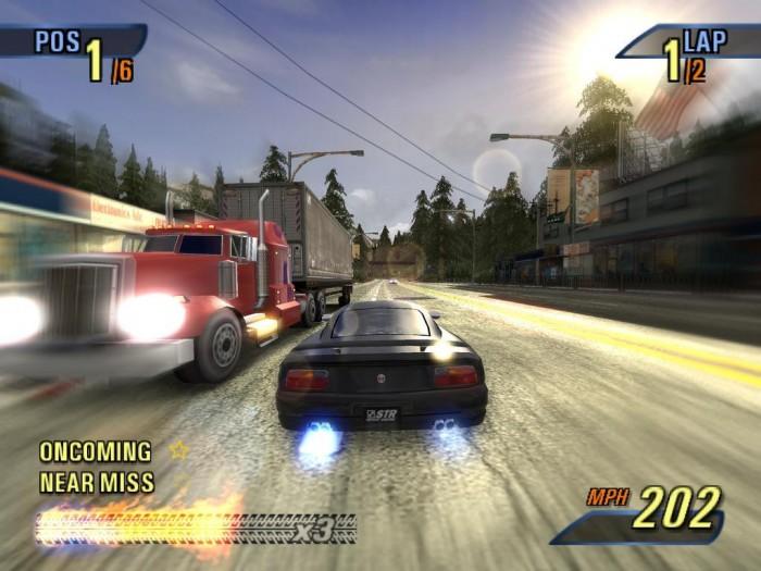 Para Sempre PS2: Aumente o volume e pise fundo com Burnout 3: Takedown