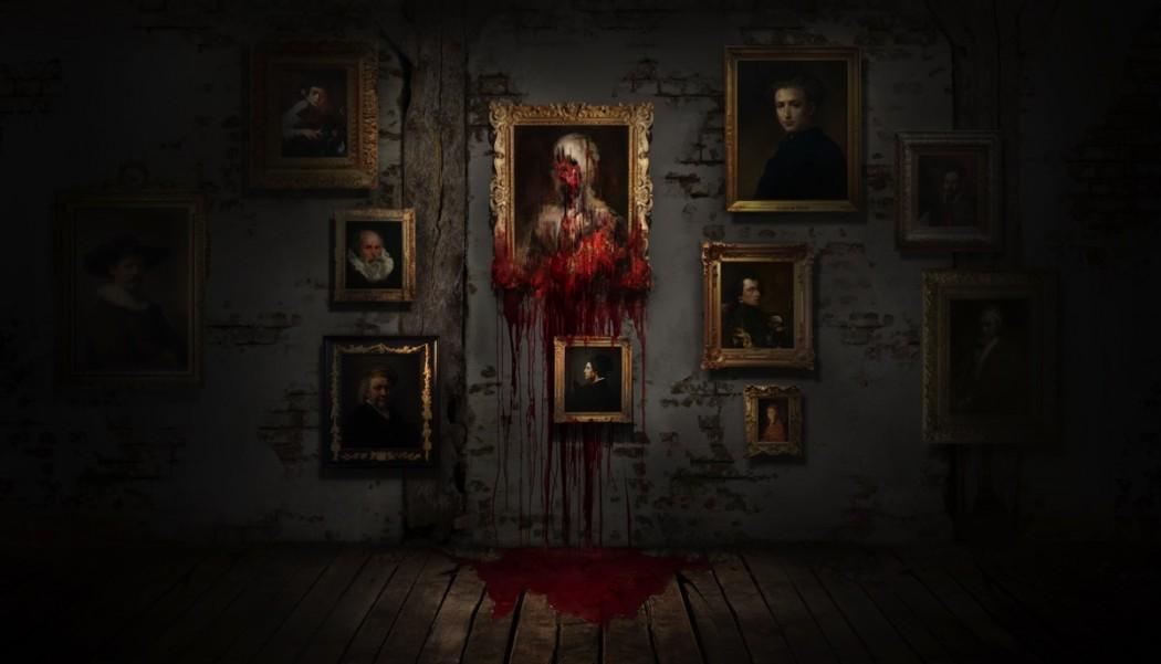 Layers of Fear é um jogo de terror psicológico que viaja pela mente de um pintor insano