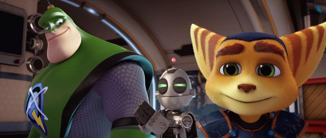 Ratchet & Clank: confira o novo trailer do filme inspirado no game