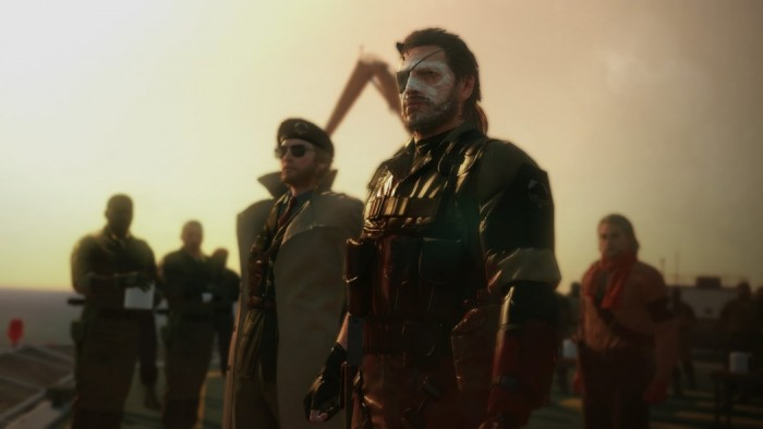 Depois do Fim: E o final de Metal Gear Solid V - The Phantom Pain, hein?