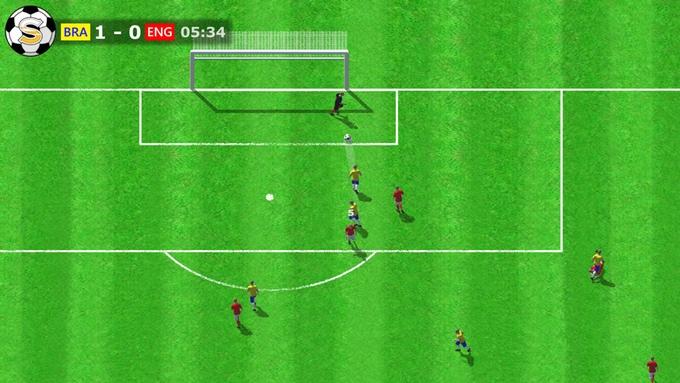 """Sensible Soccer está """"de volta"""" para buscar espaço entre FIFA e PES, porém com gameplay nostálgico."""