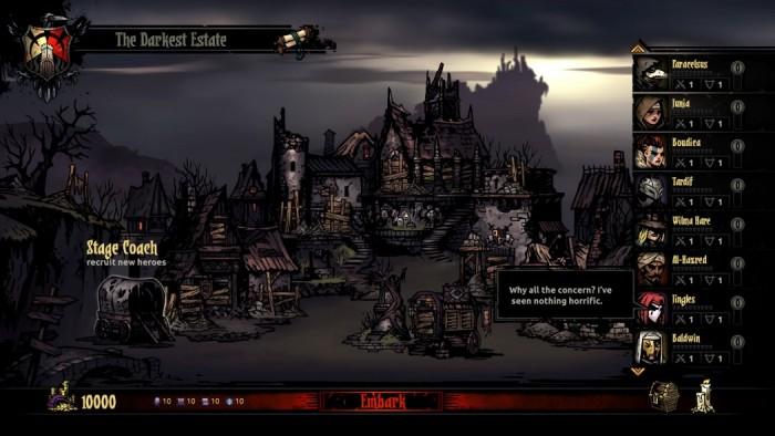 Especial Arkade Melhores Jogos do Ano: Darkest Dungeon
