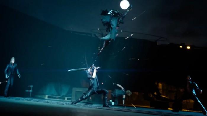 Novo vídeo de Final Fantasy XV apresenta recursos inéditos de batalha