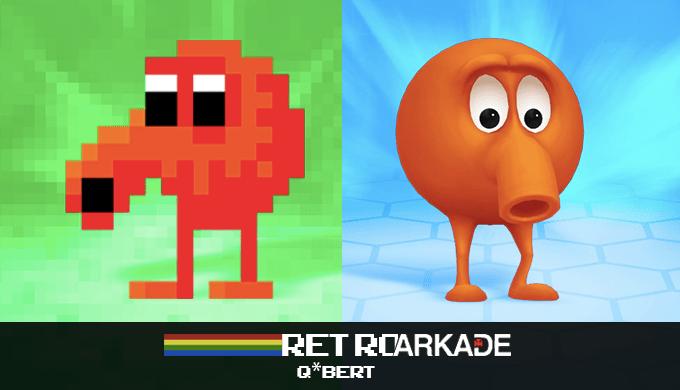 RetroArkade: relembrando Q*bert, um dos primeiros mascotes do mundo dos games