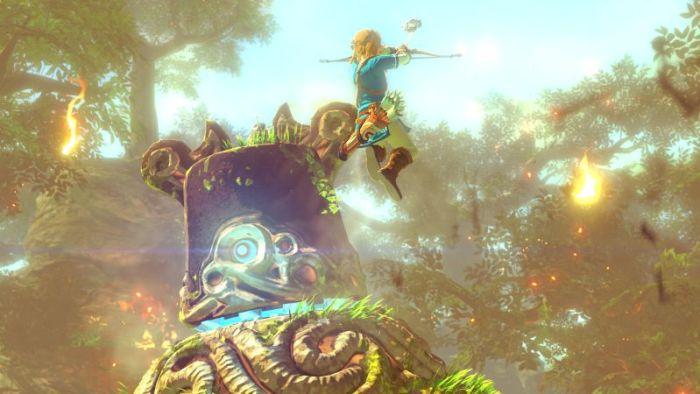 """Zelda para o WiiU quer ser o novo """"Ocarina of Time"""" desta geração"""