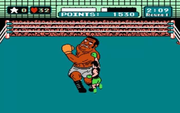 Mike Tyson Punch Out!! - Easter Egg foi encontrado em jogo do NES Qmlr03xxqqkwqa7fybb2-700x438