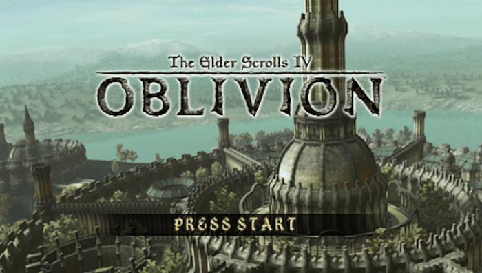 Você sabia que quase foi lançado um Elder Scrolls para PSP? Pois confira os vídeos agora!