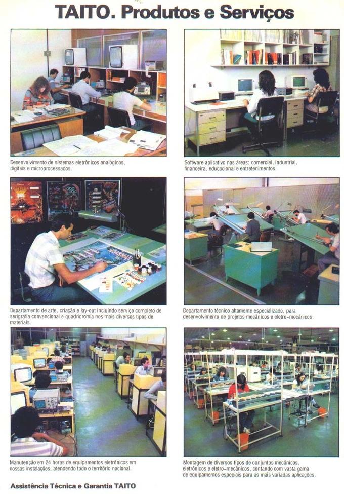 RetroArkade: A História da Taito e seus arcades no Brasil