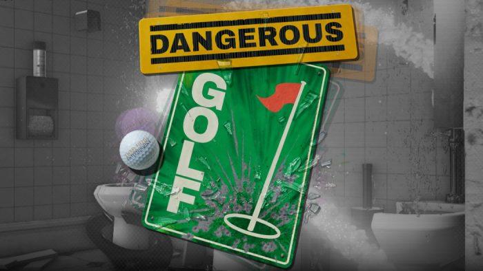 Análise Arkade: quebrando tudo com Dangerous Golf, novo jogo dos criadores de Burnout