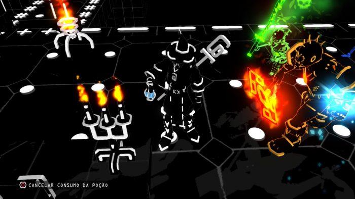 Análise Arkade: o divertido (e punitivo) Brut@l é uma homenagem aos clássicos jogos ASCII