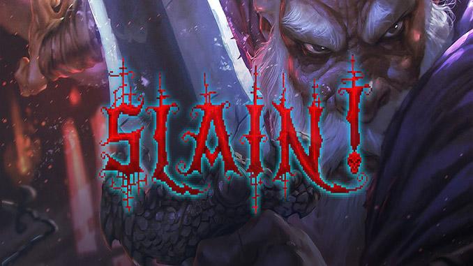 Análise Arkade - Encare monstros, armadilhas mortais e heavy metal em Slain - Back From Hell