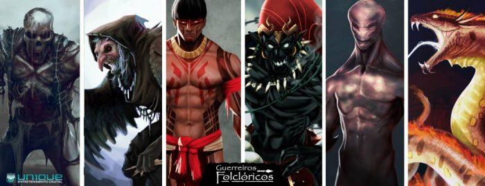 Guerreiros Folclóricos é o mais novo projeto de game brasileiro no Catarse