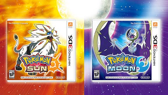Pokemon Sun & Moon ganha novo trailer e confirmação de que a série chegará ao NX