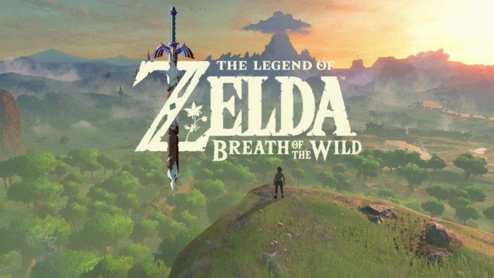 Além do Switch, a Nintendo também mostrou 4 novos vídeos do novo Zelda