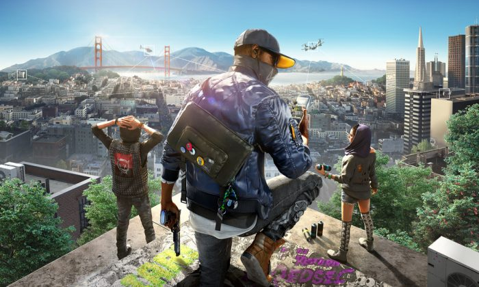 Lançamentos da semana: Watch Dogs 2, Pokémon Sun & Moon, Killing Floor 2 e mais