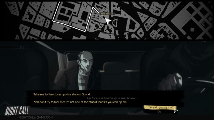 Night Call: investigue assassinatos em clima noir neste interessante game indie