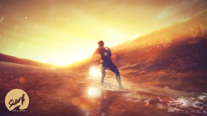 Surf World Series: vem aí um jogo de surf para PCs e consoles!