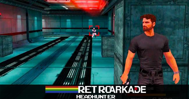 RetroArkade: Headhunter e o dia que a Sega quis competir com Metal Gear Solid - Arkade
