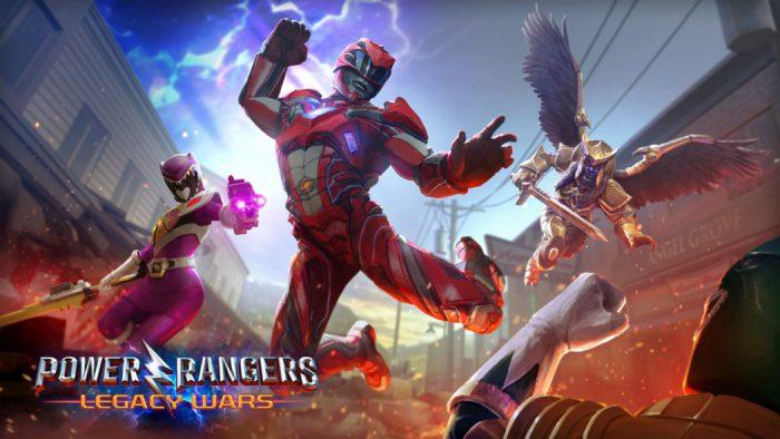 Power Rangers: Legacy Wars vai colocar heróis e vilões para brigar em tablets e smartphones