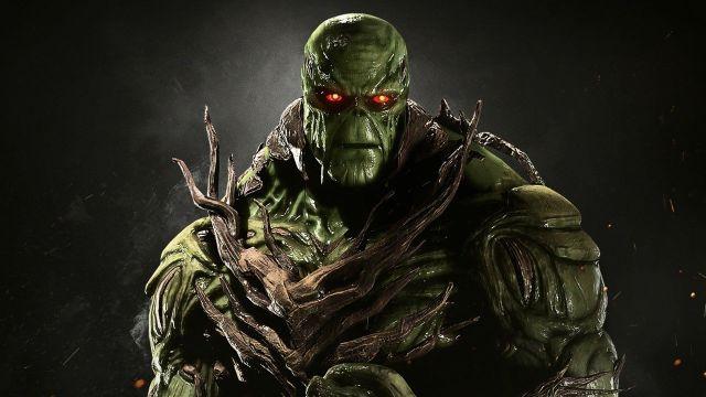 Monstro do Pântano é o novo personagem revelado de Injustice 2!