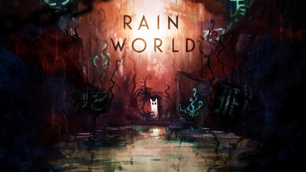 a implacável luta pela sobrevivência de Rain World