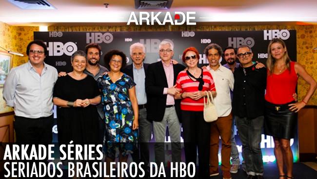 Arkade Séries: A fábrica de seriados brasileiros da HBO