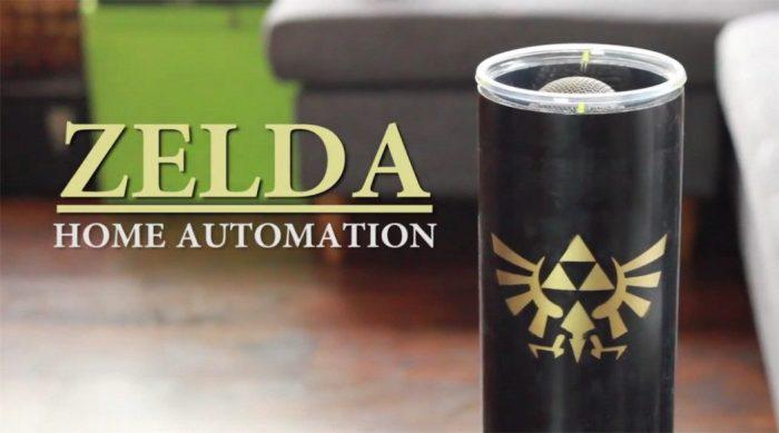 Esse cara adaptou sua casa inteira para funcionar ao som da Ocarina do Tempo de Zelda!