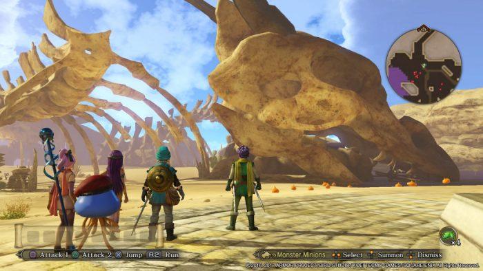 Análise Arkade: Dragon Quest Heroes II é uma ótima mistura de RPG com hack and slash
