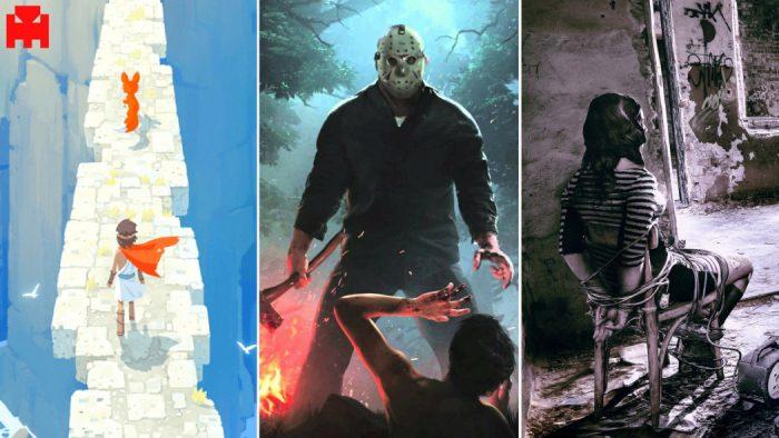 Lançamentos da semana: Rime, Friday the 13th, Get Even, Guilty Gear Xrd REV 2 e mais