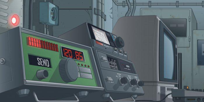 Estão fazendo um curta animado sobre o primeiro Metal Gear, para MSX