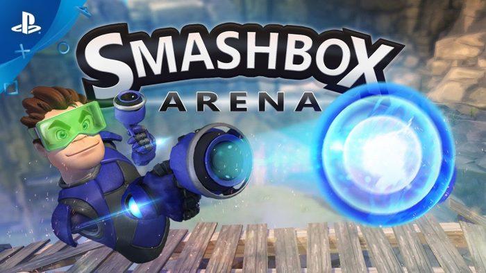 Seu PSVR está pegando poeira? Veja o trailer de lançamento de Smashbox Arena!