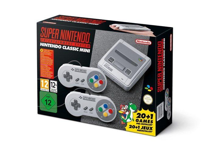 Nintendo anuncia SNES Mini com 21 jogos, incluindo o inédito Star Fox 2!