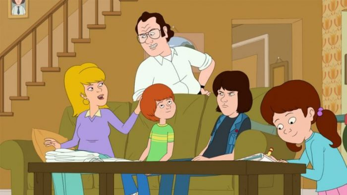 Arkade Séries: F is For Family é a prova de que os anos 70 ficam em outra dimensão