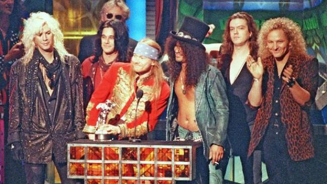 Rock and Games: Guns N' Roses, a banda mais homenageada dos games