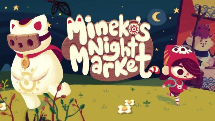 Mineko's Night Market: Se você é amante de gatos, vai gostar desse game