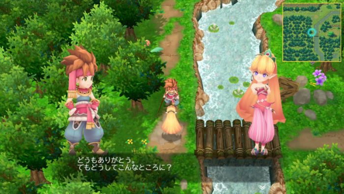 Secret of Mana: RPG clássico do Super Nintendo ganhará remake completo!