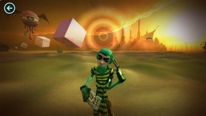 Análise Arkade: a breve jornada musical de Beat the Game