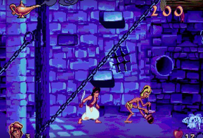 Aladdin de Mega Drive tem segredos descobertos 24 anos depois de seu lançamento