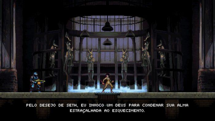 """Análise Arkade: The Mummy Demastered é um MetroidVania """"de raiz"""" com elementos modernos"""