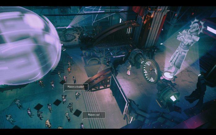 Análise Arkade: Encare um riquíssimo futuro distópico em Seven: The Days Long Gone