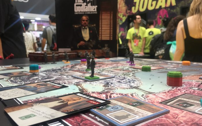CCXP 2017 - Galápagos Jogos investe em board games acessíveis para novos adeptos