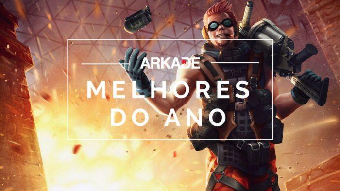 Melhores Jogos do Ano Arkade 2017: Ballistic Overkill