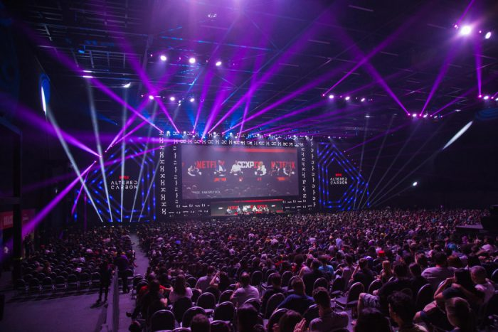 CCXP 2017 - Netflix promove Altered Carbon, 3%, Sense 8 e Jessica Jones