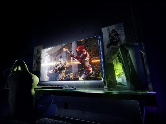 CES 2018 - NVIDIA trouxe tecnologia de vídeo em tela grande e mais novidades.