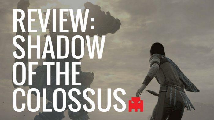 Arkade TV - Vem com a gente conferir o vídeo review de Shadow of the Colossus