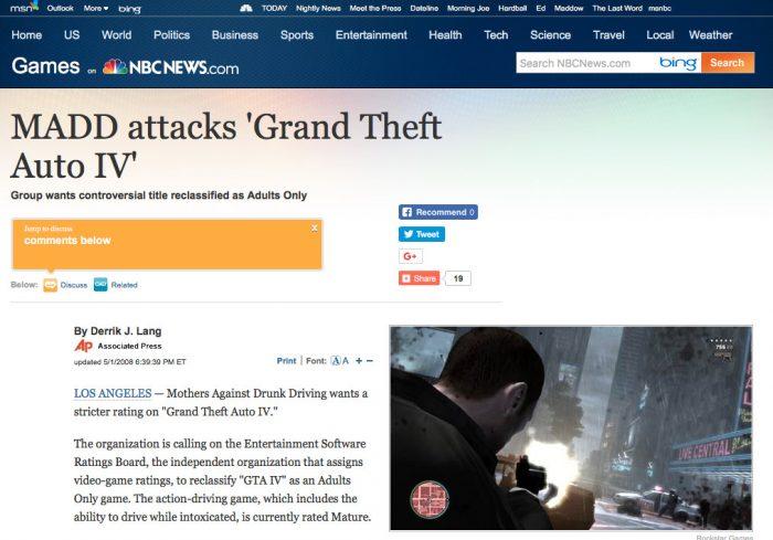 Arkade Marketing - Como o primeiro GTA ganhou mídia falando mal de si mesmo