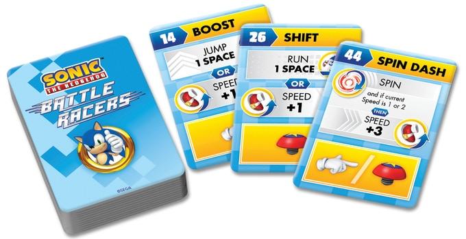 Battle Racers, board game de Sonic The Hedgehog é anunciado no Kickstarter
