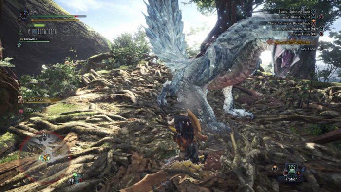 Análise Arkade: desbravando o mundo selvagem de Monster Hunter World